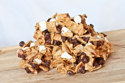 Golden Grahams Treat Bars