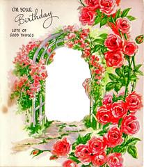 garden arch card (raidensgrammie21) Tags
