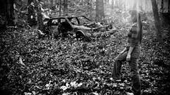 Forest Dreams (Proleshi) Tags: blackandwhite monochrome droid proleshi camera360 droidx jamaljosephs