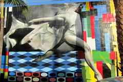 Miami - Wynwood: Mural by Eduardo Kobra (wallyg) Tags: streetart graffiti mural florida miami wynwood miamidadecounty wynwoodartdistrict midtownmiami eduardokobra studiokobra kobrastudio