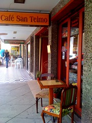 San Telmo Caf - Fachada (Ana Leticia) Tags: mountains coffee caf riodejaneiro rj cafeteria serra santelmo terespolis dedodedeus serradosrgos serrafluminense santelmocaf