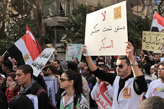 No Constitution Under Military Rule (Zadokite) Tags: march power military egypt cairo civil council transfer rule trials mostafa mahmoud tahrir scaf jan25 mostapha noscaf jan25two