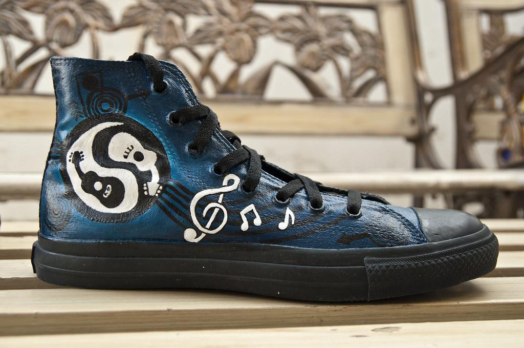 Best Paints For Canvas Shoes