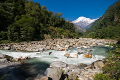 himalpaani (shafqat asif { I will be back }) Tags: trek abc annapurna annapurnabasecamp himalpaani