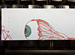Five Minute Art: The Eye of Depression