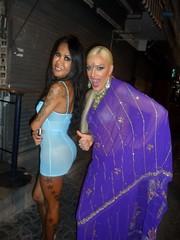 Blondie Bond (BlondieBond) Tags: sexy make up drag high dress lips pantyhose crossdresser tg shemale hells oueen