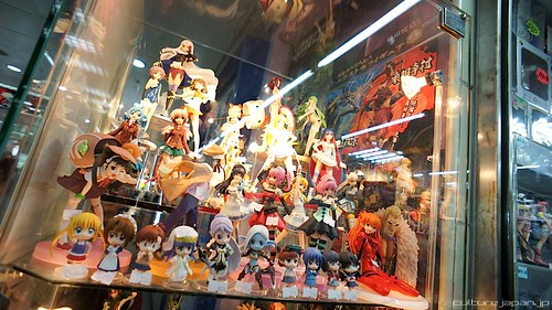Shopping Otaku à Taipei