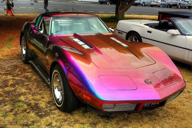 cars chevy autos hdr classiccars vette hotrods queenscliff kustoms kustomkulture chevroletcorvettestingray queenscliffrodrun2012