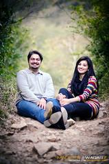 Couples/Companions (Waqas-Z) Tags: pakistan couple photoshoot islamabad nikon85mm18d nikond7000 imagesbywaqasz
