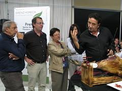 Alicante 2011 308 (Eventos La Pata Negra) Tags: jamon vitoria eventos horeca saenz patanegra iberico cortadores cortadoresdejamon cortedejamon alicante2011
