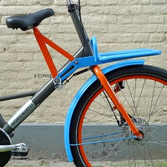 WorkCycles Fr8 Uni 7022-2004-5015 4 (@WorkCycles) Tags: blue orange dutch amsterdam bike bicycle brooklyn grey kid child transport special custom carrier racks fiets workbike fr8 stadsfiets transportfiets moederfiets workcycles papafiets