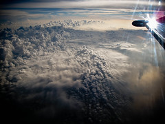 (box of lettuce) Tags: weather clouds fromabove pilatus pc12 cumulus tcu aerials enroute thunderstorms