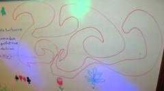 20150214 - whiteboard - upper right - IMG_0164 (Rev. Xanatos Satanicos Bombasticos (ClintJCL)) Tags: art alexandria rose club bathroom virginia suits heart drawing diamond suit card spade 2015 cardsuit bycarolyn clintandcarolynshouse cardsuits 201502 20150214 bylcarolyn