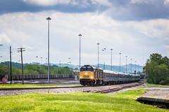 CSX OCS on the KD: Corbin (Peyton Gupton) Tags: railroad train sub rail railway co ocs kd corbin csx csxt