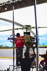 Mechanicals (rogersrincon2893) Tags: de cola hangar aeropuerto principal trabajando rotor gruas turbina mecanicos helice empaques lencero