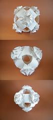 Lotus Cube - Meenakshi Mukerji (Rui.Roda) Tags: origami lotus modular cube papiroflexia cubo meenakshi mukerji papierfalten