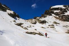 La Via dell'Alpigia (Roveclimb) Tags: schnee mountain snow alps trekking hiking adventure neve mountaineering alpinismo alpi montagna saddle alpinism passo drogo valchiavenna avventura escursionismo vho prestone lirone cimaganda vallesangiacomo alpigia passodellalpigia valdigiuust valletarda