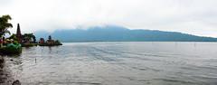 Ulun Danu Beratan Panorama (Wormey) Tags: bali indonesia photoshopped 2016 stitchedpanorama canon650d