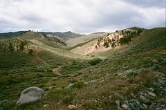 Peavine Mountain (James Ball) Tags: film fuji superia nevada olympus nv 400 reno epic thedarkroom battleborn styuls