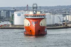 EDT Hercules (Alan-Jamieson) Tags: scotland ships aberdeen northsea maritime oil aberdeenharbour merchantnavy oilrigs supplyships oilships oilrigsupplyships northseasupplyships edthercules northseasupplyvessels