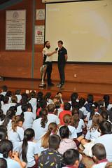 Nathan Morcom School Visit 2