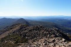 20160424-43-Backlit ridge (Roger T Wong) Tags: trek outdoors nationalpark walk australia hike scree tasmania bushwalk tramp 2016 dolerite hartzpeak hartzmountainsnationalpark sony1635 rogertwong sel1635z sonya7ii sonyilce7m2 sonyalpha7ii sonyfe1635mmf4zaosscarlzeissvariotessart