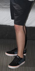 DC Anvils and Shorts (DCshoesboy92) Tags: socks dc no shorts anvil sockless freeball freeballing