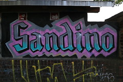 Graffiti: Sandino I (Pascal Volk) Tags: streetart berlin graffiti wideangle wa 20mm ww sandino superwideangle sww uwa weitwinkel swa berlinlichtenberg ultrawideangle uww ultraweitwinkel superweitwinkel canonef1635mmf4lisusm canoneos6d althohenschönhausen