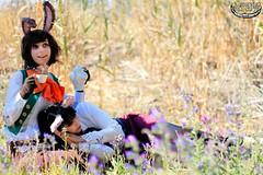 Alice in Wonderland (La Sonrisa Del Gato) Tags: colour film glass photoshop looking photoshoot alice dream lewis queen fantasy hearth through mad wonderland hater carrol inpirated