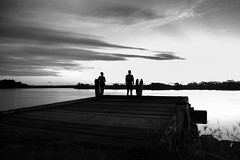 think and breathe (kate.harrison76) Tags: sunset summer people love think days coastal wharf breathe