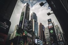 Streetwalker (stocks photography.) Tags: newyork manhattan timessquare streetwalker michaelmarsh