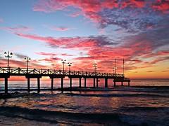 Amanecer (Antonio Chacon) Tags: espaa sunrise mar spain andalucia amanecer costadelsol mediterrneo mlaga marbella