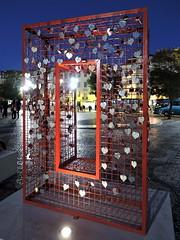 Площадь Росиу. Лиссабон, Португалия (varfolomeev) Tags: city portugal night ночь 2015 город португалия nikonp340