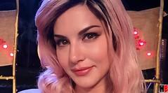Sunny Leone In Pink Dyed Hair (hollybollynews) Tags: sunnyleone mastizaade ninasagri