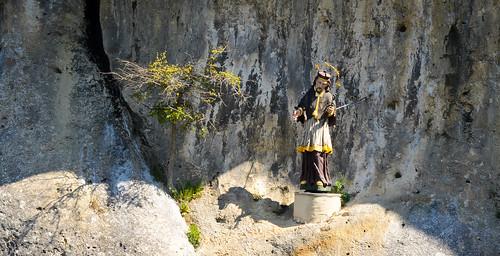"""St. Nepomuk in der """"Langen Wand"""""""