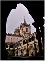 most. de Alcobaa (c.m.martins silva) Tags: portugal canon europe mosteiros alcobaa 2011 madeinportugal ilustrarportugal aboutiberia