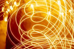 Musical swirl