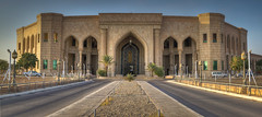 """AFP 28 SEP 11 (""""JT"""" Taylor) Tags: canon iraq palace panoramic baghdad alfawpalace 5dmarkii"""