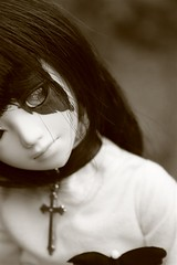 She was my shadow - 2 (Nylh) Tags: elle asylum unoa minotaure lusis sist alchemiclabo transcendb smm1 lepetitfou