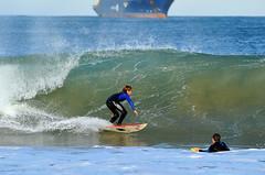 Javier Vidania / 8649DSC (Rafael Gonzlez de Riancho (Lunada) / Rafa Rianch) Tags: water sport gua de mar agua meer wasser surf waves surfing swell olas   esportes cantabria havet gonzlez vand bodyboard surfe surfar surfen   elsardinero  riancho  rafaelriancho rafaelgriancho   rafariancho