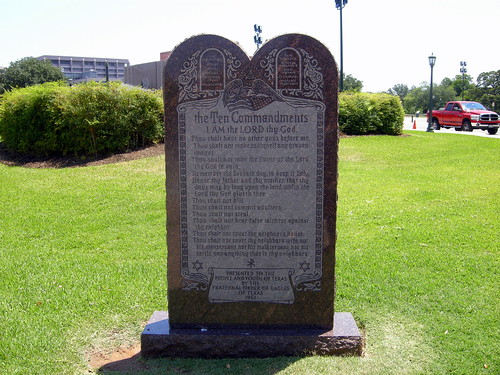 van orden v perry essay Newdow, michael perry, sai prakash, george wright, and fred  display of ten  commandments monument at courthouse) van orden v.