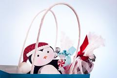 Christmas Gift (Benny2006) Tags: christmas bells bag snowman bell knot gift