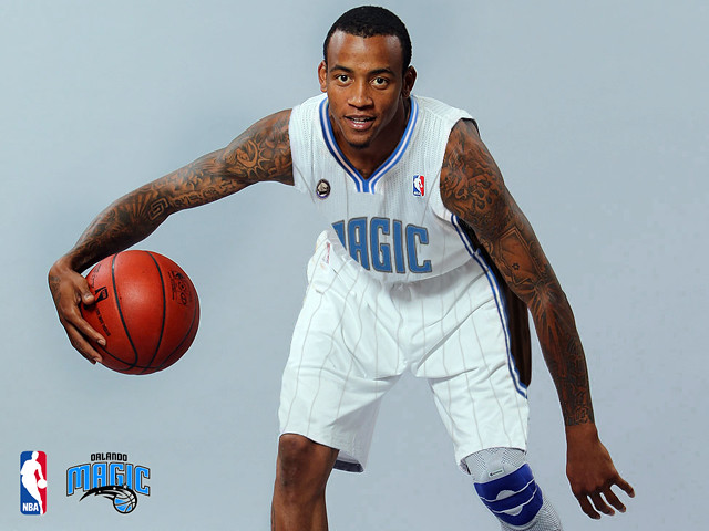 MONTA ELLIS Magic Jersey