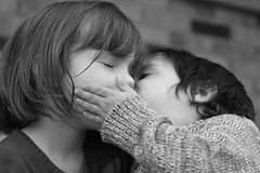 Kids Kissing Photography Kids Kissing Innocence