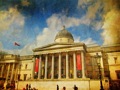 The National gallery  .. London