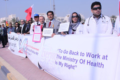 IMG_5853 (BahrainSacked) Tags: العمل أمام وزارة إعتصام البحرينية المفصولين