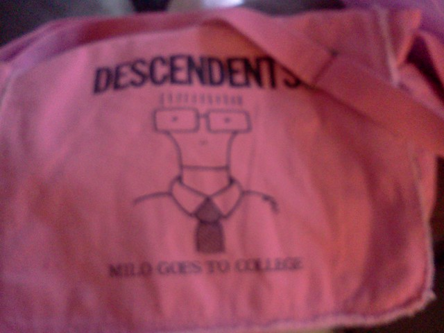 Descendents MESSENGER Bag