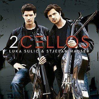 2Cellos CD