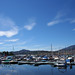 Sky and Boats in Kelowna