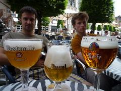 When in Leuven... (chilangoco) Tags: friends amigos beer leuven europa europe belgium drink cerveza cheers salud bélgica lovaina